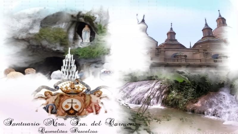 Visita al Santuario de Lourdes y Basílica del Pilar