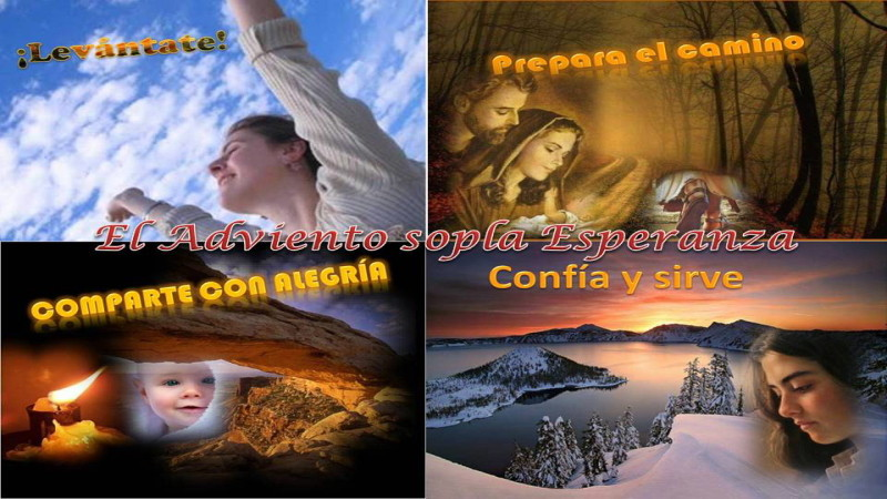 El Adviento sopla Esperanza